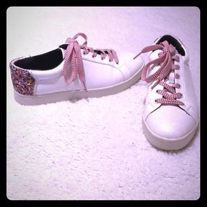 Circus by Sam Edelman Embellished Tennis Shoes